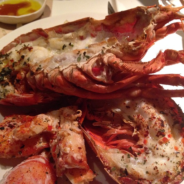 Oven Roasted Maine Lobster @ ABC Kitchen