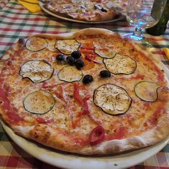 Pizza Alle Verdure @ Aurora ('L)