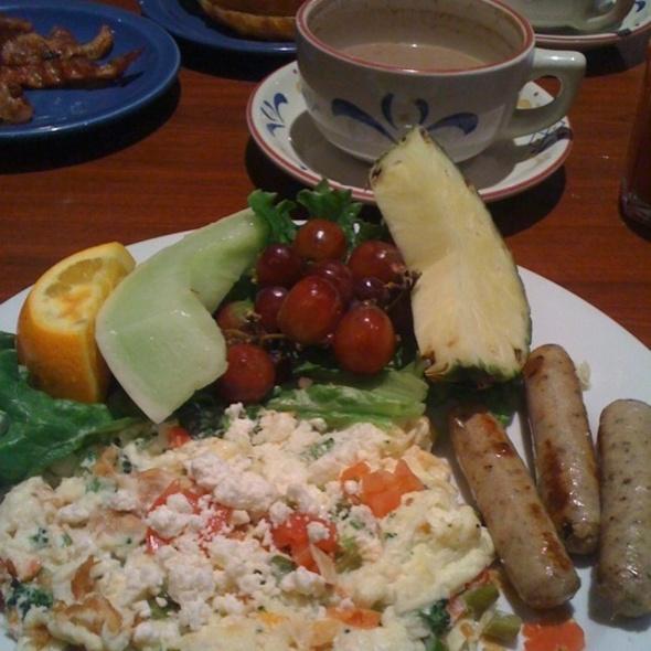 Vegetable Frittata @ Mimi's Cafe
