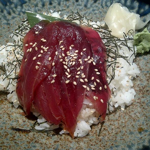 Tuna Zuke Bowl