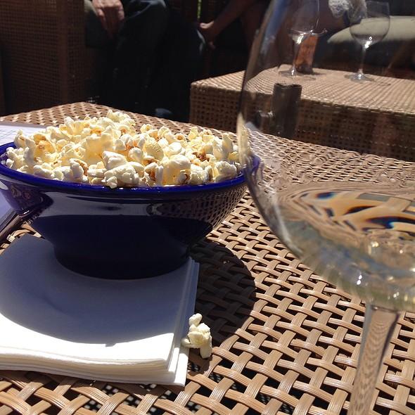 White Truffle Popcorn - Lynmar Estate, Sebastopol, CA