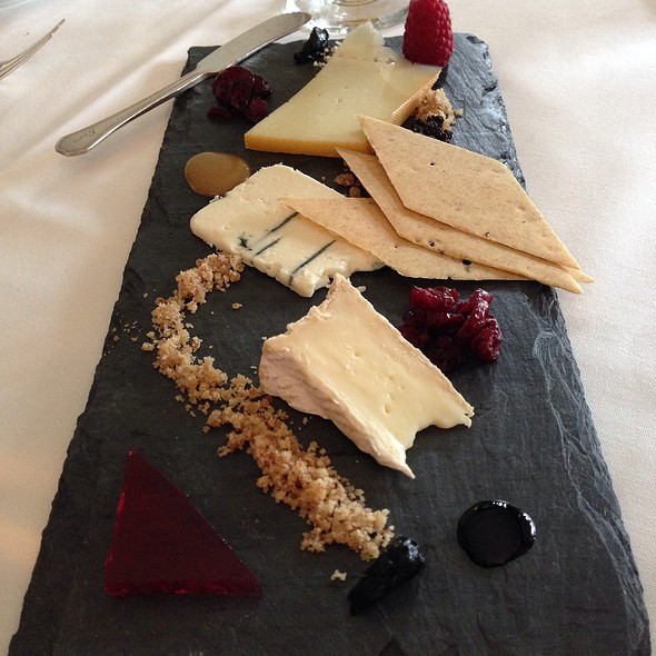 Artisan Cheese Tasting   - The Joel Palmer House, Dayton, OR