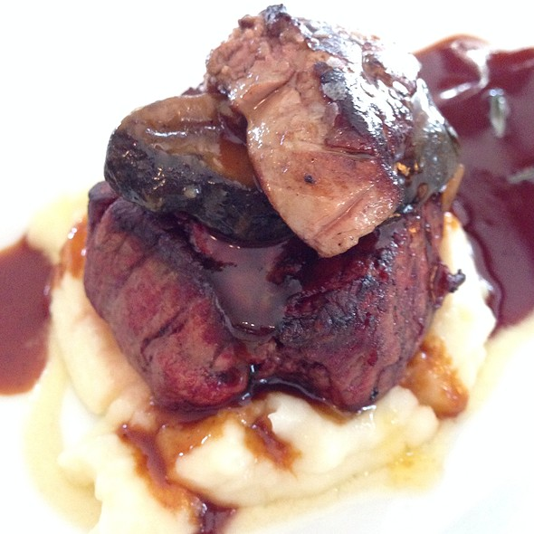 Filet Mignon - The Joel Palmer House, Dayton, OR