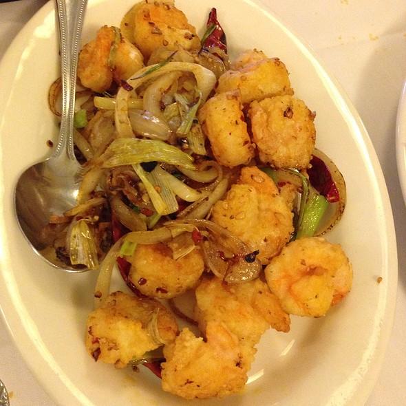 Salt & Pepper Shrimp @ Panda Garden