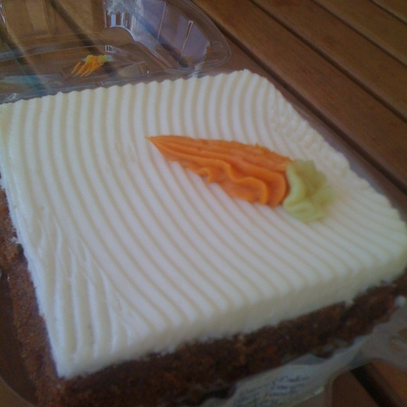 Carrot Cake @ Whole Foods Market