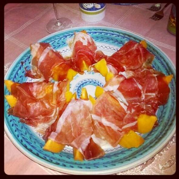 Prosciutto E Cantalupo @ Alfonsone