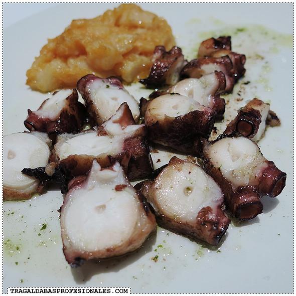 Grilled Octopus @ La Pulpería de Mila