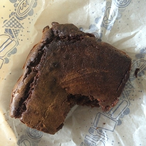 Chocolate Brownie @ Blaa Blaa Blaa