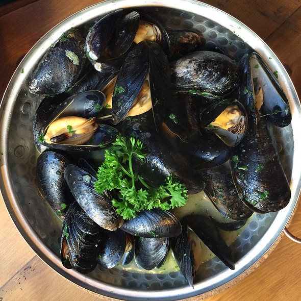 Mussels @ The Salt Yard