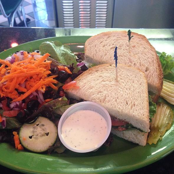 Meatloaf Sandwich @ Moonlight Diner