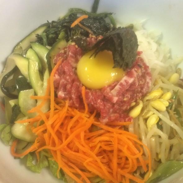 Yook Hwe Bibimbap @ Gabose Korean B.B.Q Restaurant