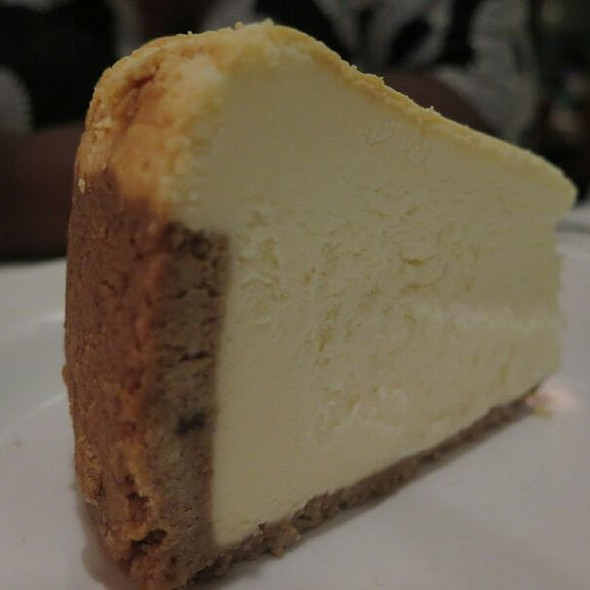 Cheesecake @ Palm Restaurant