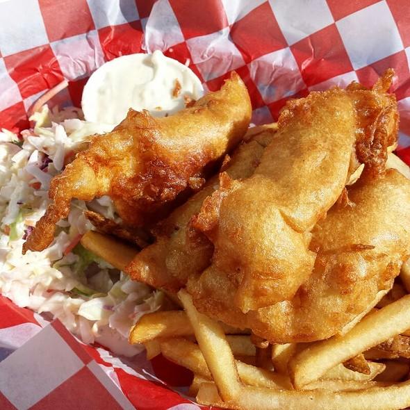 Fish 'n Chips @ Seattle Aquarium