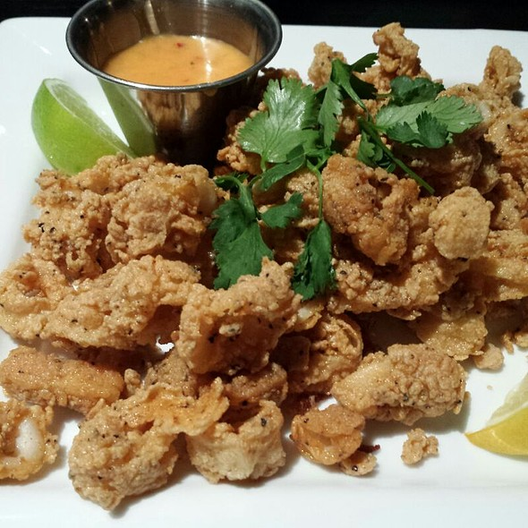 Calamari @ New York Pizza & Bar