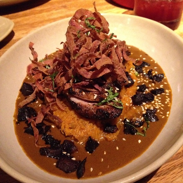 Duck In Xico Mole