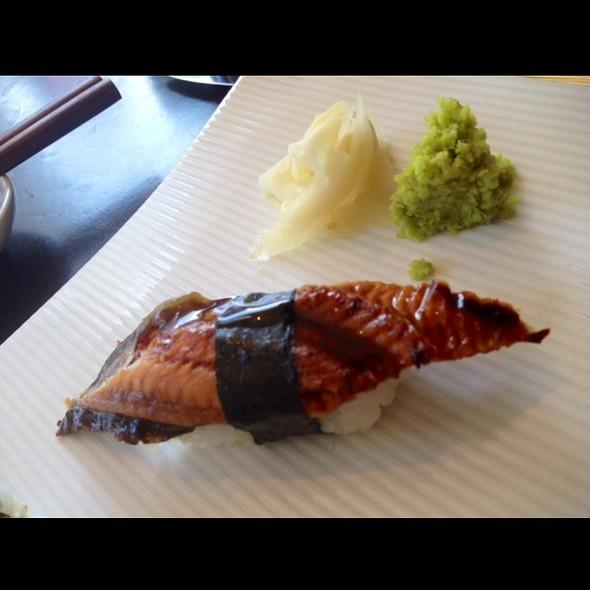 Eel Sushi - NoMI, Chicago, IL