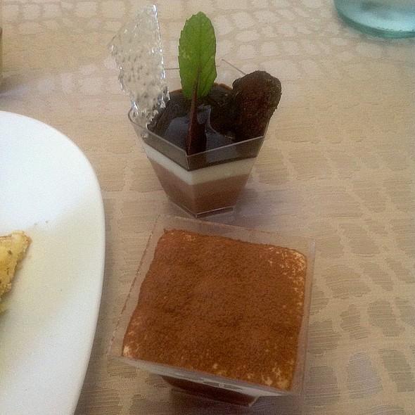 Tiramisu Cup @ Chef Academy