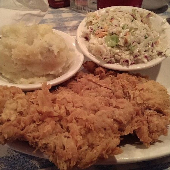 Small Chicken Fried Steak