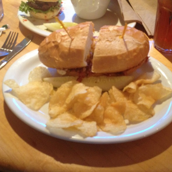 Bunnery Bacon Sandwich - The Bunnery Bakery & Restaurant, Jackson, WY
