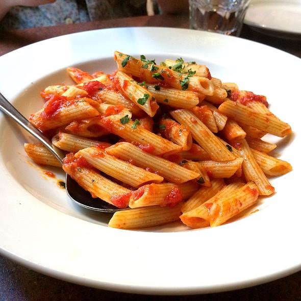 Penne Vegetarian @ Peter Pan's Italian Restaurant