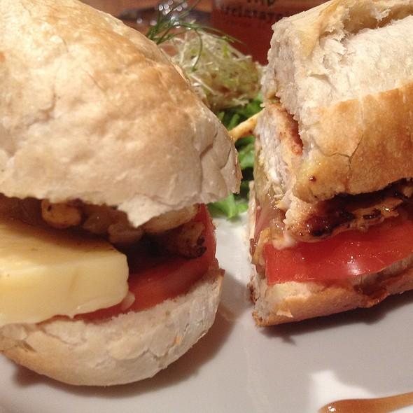 Alex Sandwich @ Kubrick Café / Gastro Bar