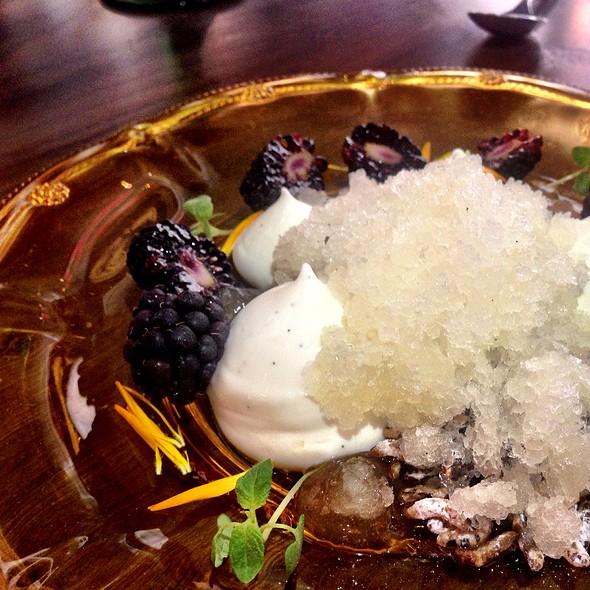 Strauss Greek Yogurt Panna Cotta @ Faith And Flower
