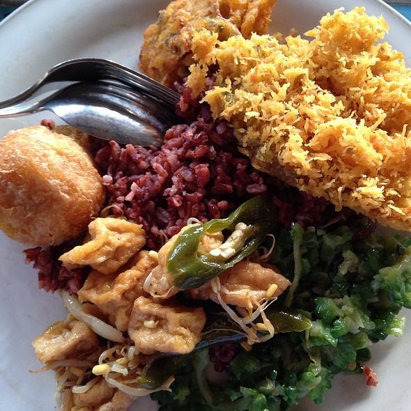 Various Dishes @ Warung Kolega