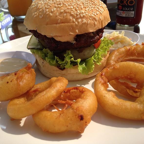 Wacko Burger @ WACKO BURGER CAFE