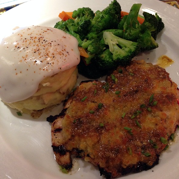 Parmesan Crusted Chicken @ Chili's, Powerplant Mall
