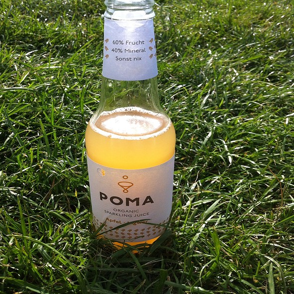 Poma Apple And Ginger @ Museumsquartier