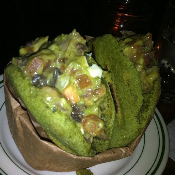 Arepas Vegetariana @ oficina latina