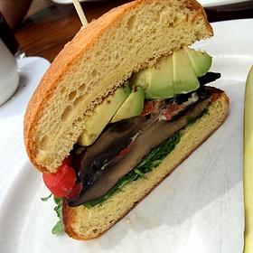 Grilled Portobella Sandwich