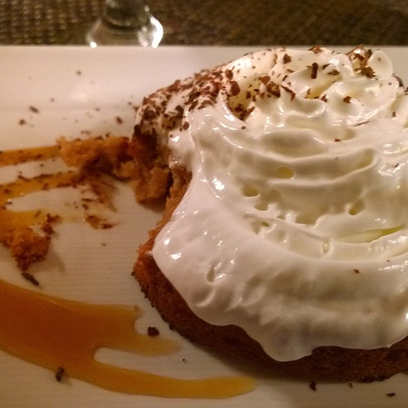 Peanut Butter Cake - Hoist House Restaurant at Swiftwater Cellars, Cle Elum, WA