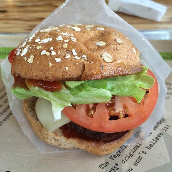 Veggie Burger @ Burgerfi