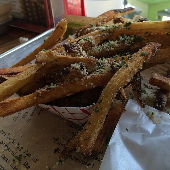 Parmesan Fries @ Burgerfi