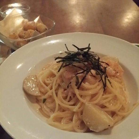 Mentaiko Pasta ! ✨ @ coto cafe コトカフェ