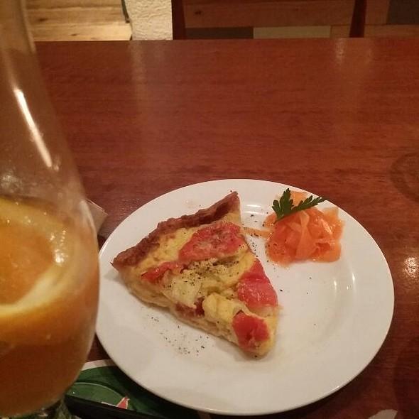 Quiche @ SCOPP CAFE(スコップカフェ)