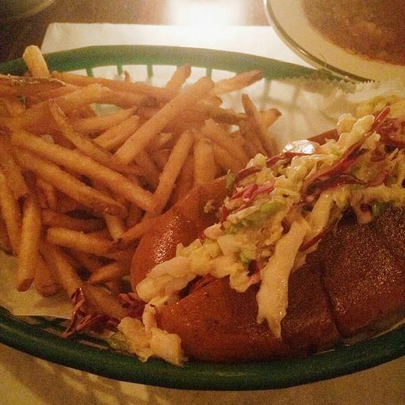 Hot Dog De Pulpo - Rosarito Fish Shack, Brooklyn, NY