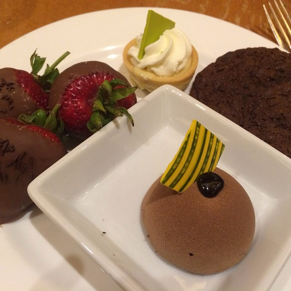 Dessert @ Bellagio Buffet