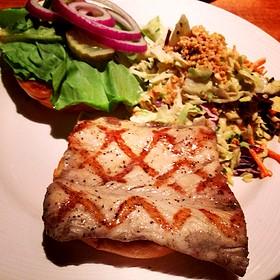 Grilled Mahi Sandwich - Pinon Grill - Boca Raton, Boca Raton, FL
