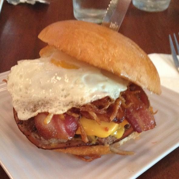 The Nooner Burger @ Liberty Burger