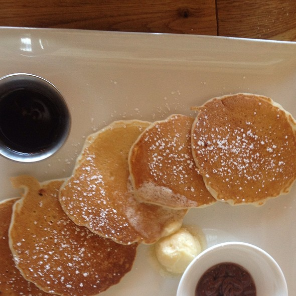 Buttermilk Pancakes @ Cork | Fire Kitchen