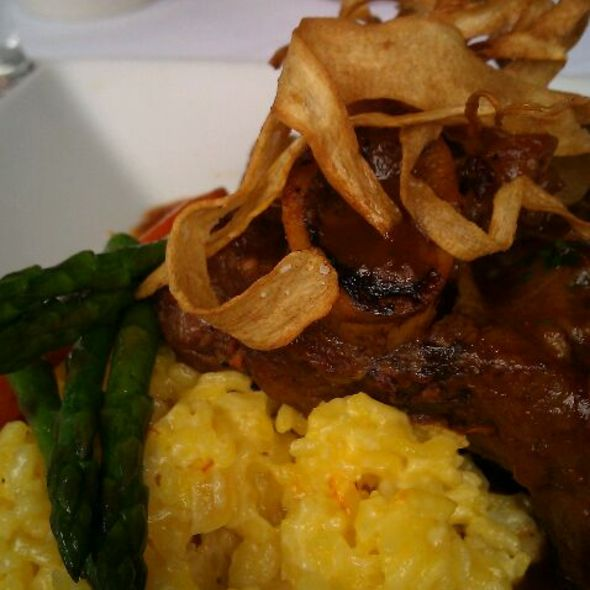 Osso Bucco - The Flatiron Cafe, Omaha, NE