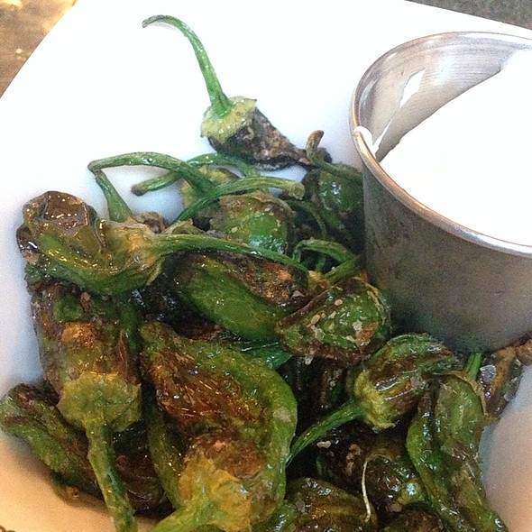 Padron Peppers - Citizens Band, San Francisco, CA