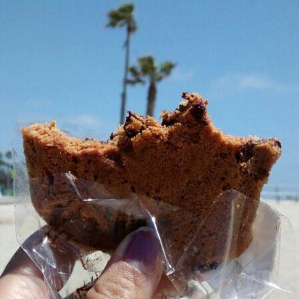 chocolate chip cookie @ Malibu Beach