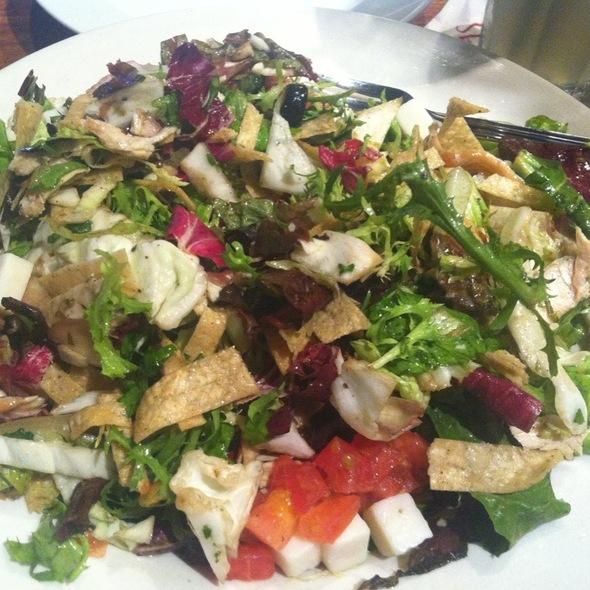 Mediteranean Salad @ Kansas Grill & Bar