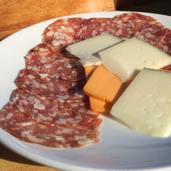 Salami And Cheese - Nourish Grill - Mill Valley, Mill Valley, CA