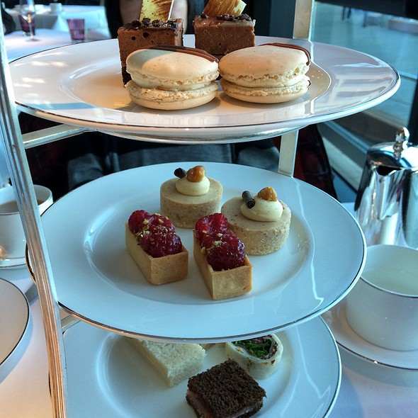 Afternoon Tea Set @ Park Hyatt Sydney