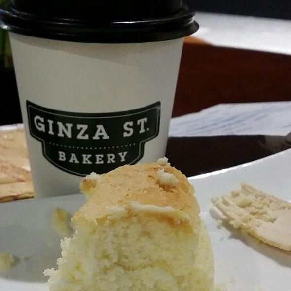 Japanese Cheesecake @ Ginza St bakery