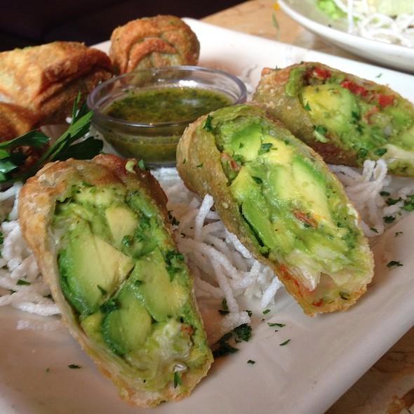 Avocado Eggrolls @ Cheesecake Factory